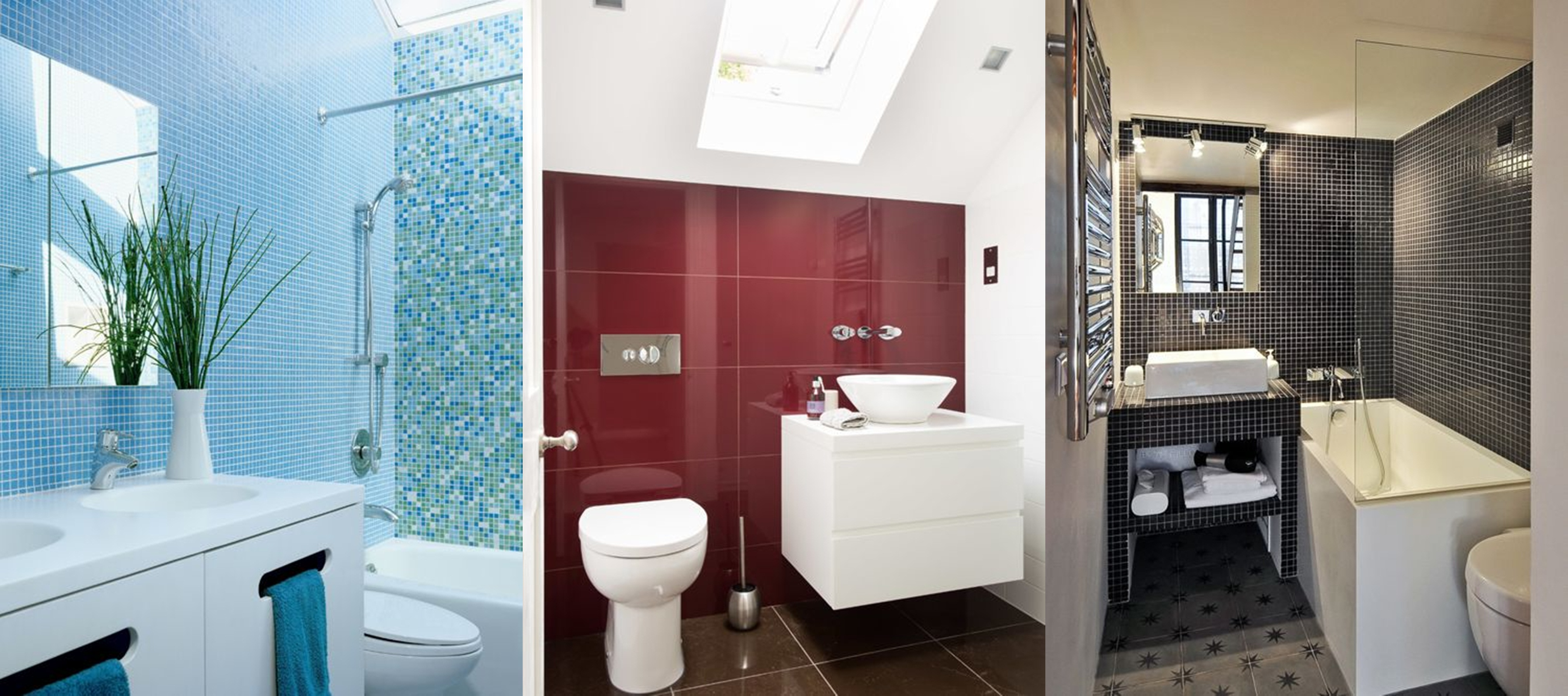 61 Contemporary And Modern Bathroom Tile Ideas To Design New Interior Looks
