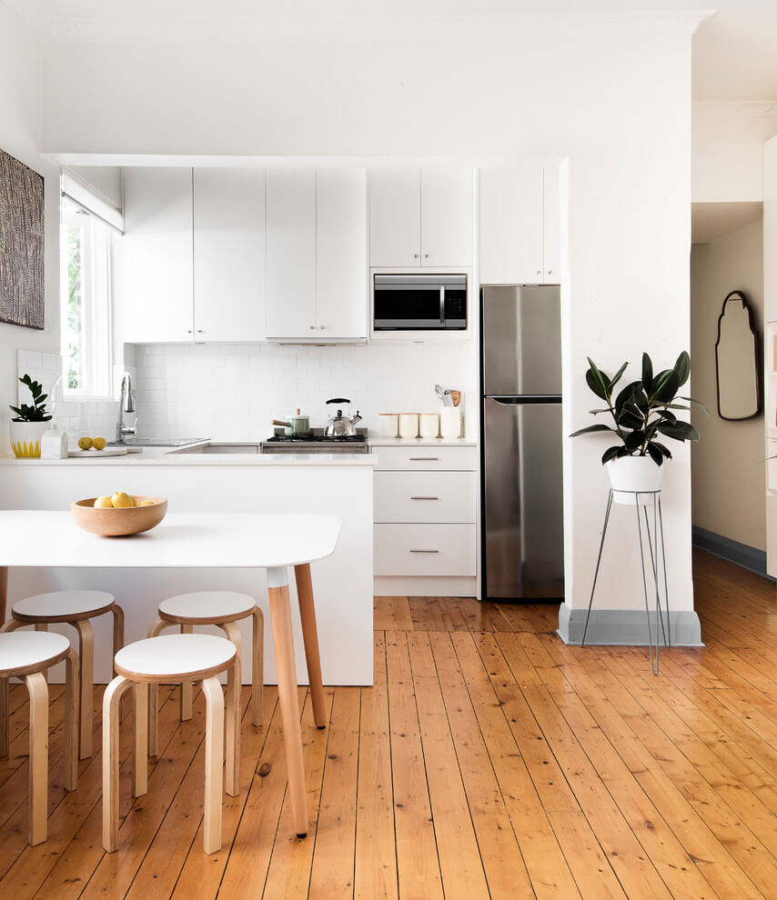 55+ Ingenious Ideas to Steal for Your Small Kitchen