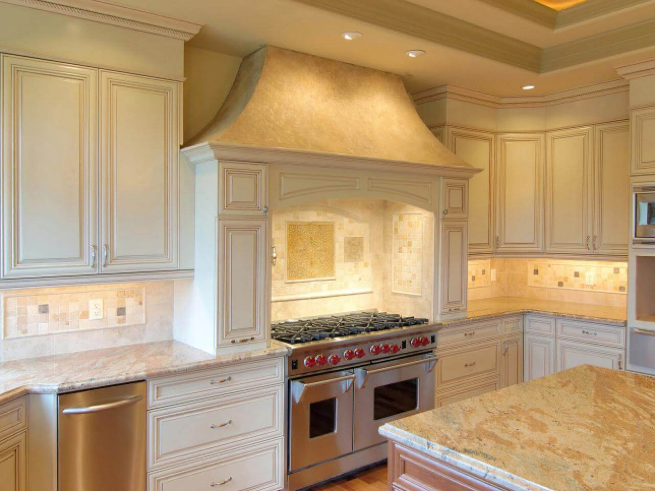 Cottage Style Cabinets