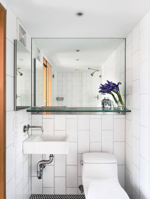 powder room bathroom ideas