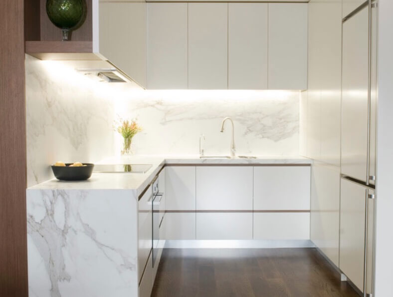 Drifting Cooking Area Cabinets