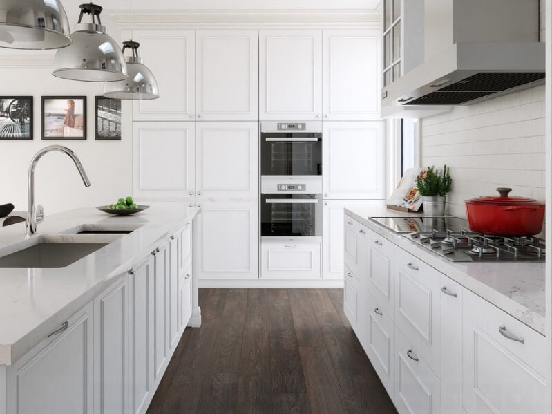 Wood Kitchen Flooring