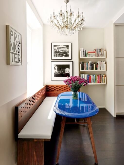 corner breakfast nook designs ideas