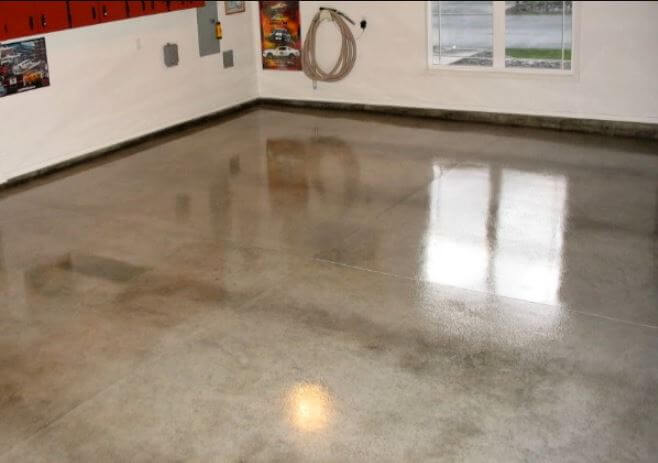 garage floor covering ideas