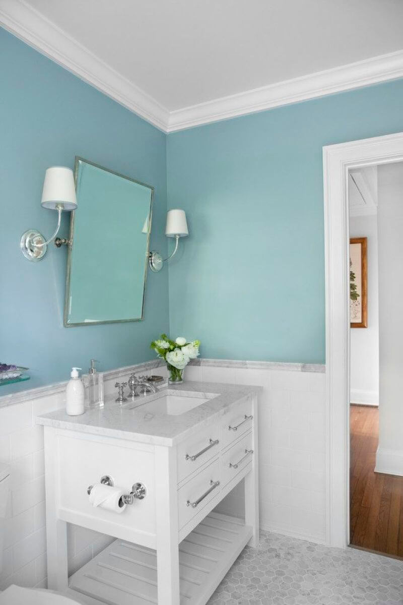 bathroom mirror ideas small bathroom