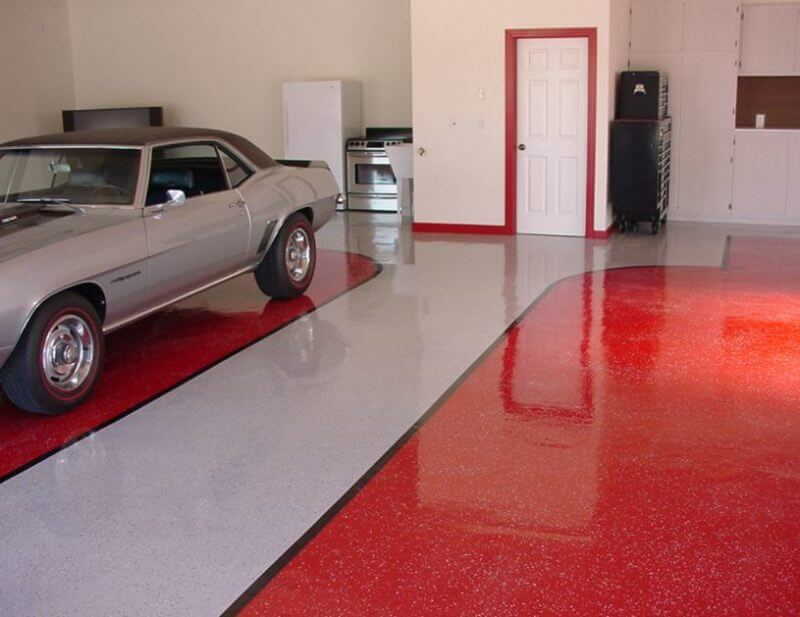 garage flooring ideas