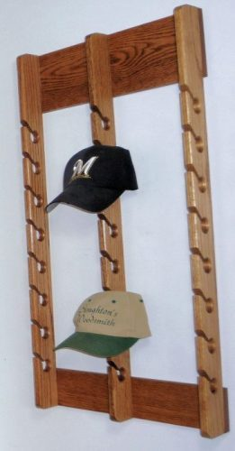 hat rack standing ideas